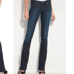 Paige Laguna Bootcut Denim Jeans Size 28